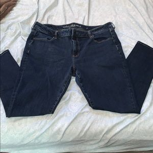 GREAT QUALITY AMERICAN EAGLE JEANS